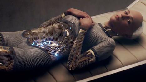 Ficção científica 'Ex Machina' ganha novo trailer ~ Premiere Line | Paraliteraturas + Pessoa, Borges e Lovecraft | Scoop.it