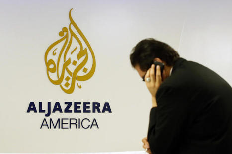 Знай своё место: после критики в NYT телеканал Al Jazeera America уволила своего гендиректора   Global politics   Scoop.it
