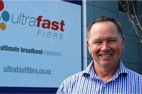 Kiwi kids on board as Ultrafast Fibre showcases next generation of UFB - Computerworld New Zealand | UFB New Zealand | Scoop.it