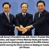 China, S. Korea, Japan pave way for free trade area | International Trade - Korean View | Scoop.it