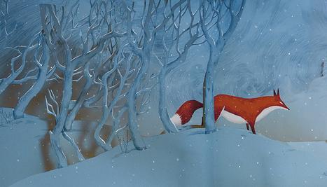 Les merveilleux dessins découpés de Fox's Garden | Bouche à Oreille | Scoop.it
