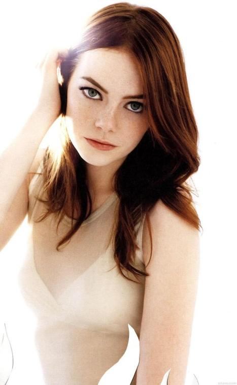 Emma Stone - Bio and Pics | Hottie of the Week | Scoop.it