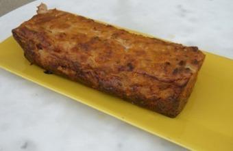 Recette complète - Cake au thon - Notée 4.3/5 par les internautes   picnic   Scoop.it