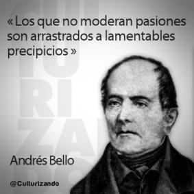 Andrés Bello: el primer humanista de América   Un poco del mundo para Colombia   Scoop.it