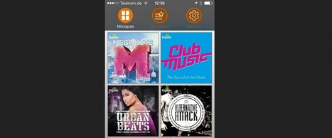 Universal builds its own streaming music app, Mondia Mix | Musicbiz | Scoop.it
