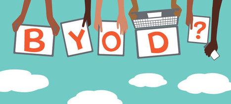 5 BYOD Essentials for Teachers in 2016 - eCoach | 21st Century School Libraries | Scoop.it