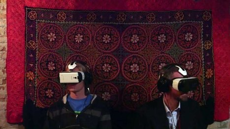 Technology Stole The Show AtSundance | cool stuff from research | Scoop.it
