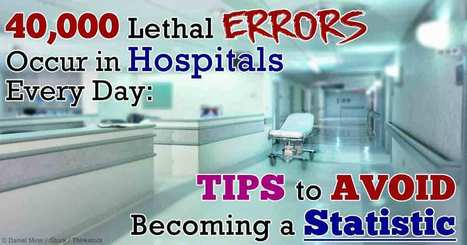 1 in 25 Patients End Up with Hospital-Acquired Infections | Hopsital Acquired Infection | Scoop.it