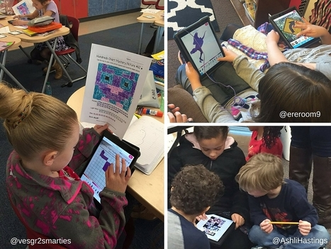 10 Creative Ways Teachers Are Using WonderBox In The Classroom | iPads, MakerEd and More  in Education | Scoop.it