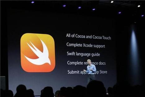 How Swift Language Will Help iOS 8 In The Enhancement of Apps! - Aegisisc iPhone Blog | For iPhone Application Developers | Scoop.it