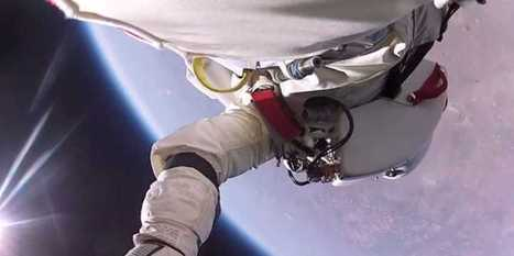 Amazing New GoPro Footage Shows What Felix Baumgartner Saw During His 128,000-Foot Space Jump | That's Life! | Scoop.it