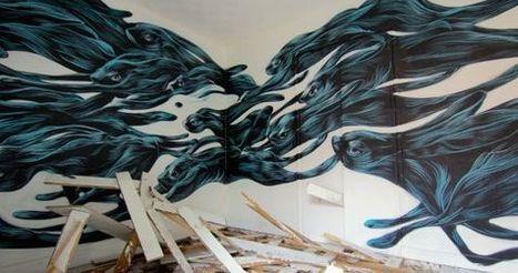 París respira 'Street art'... Y después lo destruye | enredArte | Scoop.it