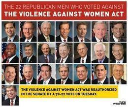 Why some oppose extension to Violence Against Women Act - Deseret News | Criminology and Economic Theory | Scoop.it