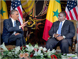 Obama Praises Senegal as Example of Democratic Accountability | IIP Digital | Intelligence économique et Stratégique | Scoop.it