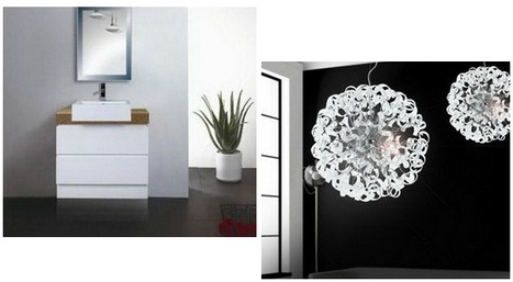 Bathroom vanities, tapware, baths tubs, accessories, mirrors & mirrored furniture | Bathroom Bazar and Vanities | Scoop.it