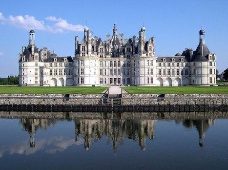 Picture of the Day: Château de Chambord | Domaine national de Chambord | Scoop.it