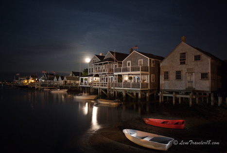 A quiet summer night shows the true beauty of Nantucket | Travel Photographs to Amaze You | Scoop.it