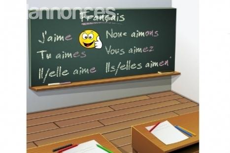 Soutien scolaire français à domicile - Cours particuliers - Tunis - Médina - TNannonces | Cours particuliers de français à domicile | Scoop.it