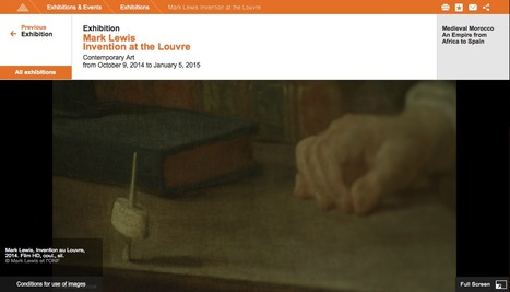 Contemporary art - Mark Lewis - Invention at the Louvre | What's new in Visual Communication? | Scoop.it