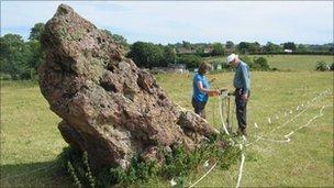The Archaeology News Network: Stanton Drew stone circle reveals new secrets | Aux origines | Scoop.it