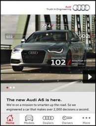 Audi launches its own augmented reality platfor... | QR Code Marketing | Scoop.it