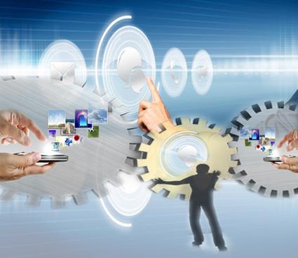 La mobilité accélère l'entreprise numérique | ENTREPRISES : Stratégies & Cultures numériques | Formation, e-learning, cultures numériques et Web 2.0 : Le Numérique au Service de la Pédagogie (et pas le contraire) | Scoop.it