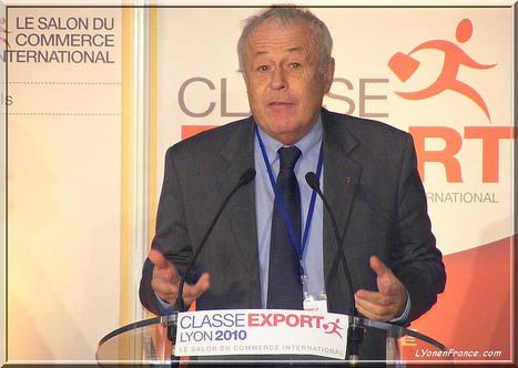 Alain Mérieux : « Le futur de Lyon dépendra de la qualité de son enseignement et de sa recherche »   LYFtv - Lyon   Scoop.it