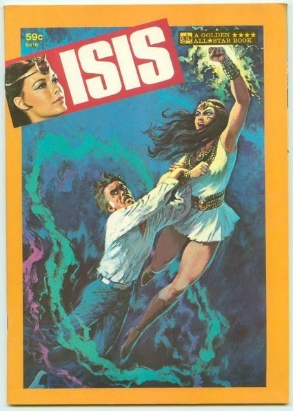 Oh Mighty Isis! | Antiques & Vintage Collectibles | Scoop.it