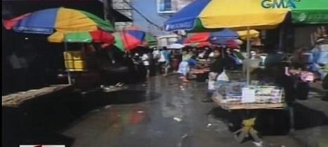 "City Hall orders closure of QC's 'unsanitary' Balintawak Market (""bad waste mgmt cost their income"") 