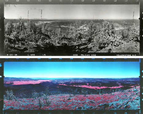 Gorgeous Then-and-Now Panoramas Show US National Parks 80 Years Ago and Now | Motorhome Madness | Scoop.it