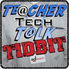 Teacher Tech Talk Tidbit #3.5 - Voicethread For Educators - EdReach | Tech Tidbits For Teachers | Scoop.it