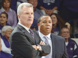 Weber, Lowery former effective 1-2 coaching punch for Kansas State | Wichita Eagle | All Things Wildcats | Scoop.it