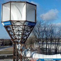 Funnel Wind Turbine Generates Jaw-Dropping Power : DNews | Ms. Verret - Student Info | Scoop.it