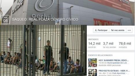 Ciberactivismo peruano: resonancias locales de un fenómeno global | Sánchez | Comunicación Política | Scoop.it