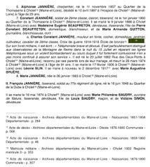 Châteauneuf et Jumilhac: Laisser une trace écrite | Rhit Genealogie | Scoop.it