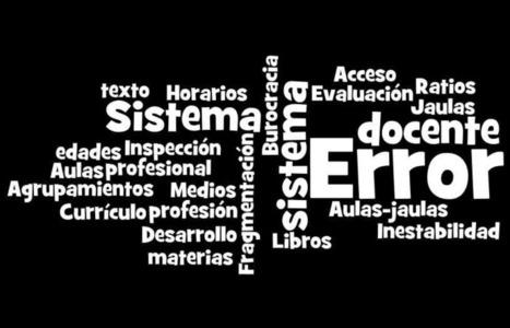 Errores del sistema (educativo) | Orientación Educativa - Enlaces para mi P.L.E. | Scoop.it