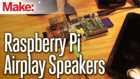 Raspberry Pi Airplay Speaker | Raspberry Pi | Scoop.it