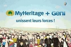 Mondialisation généalogique : MyHeritage acquiert Geni.com | RFG | L'écho d'antan | Scoop.it