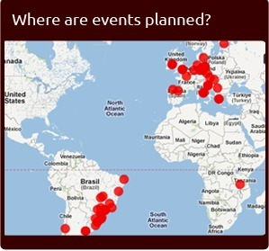 Where are events planned? | 15th october: #United we will re-invent the world | We are the 99% | Scoop.it