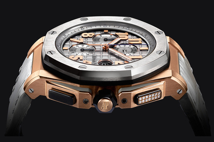 Introducing The Audemars Piguet Royal Oak Offshore Chronograph LeBron James <br/>(Details &amp; Pricing) | Montres et mktg | Scoop.it