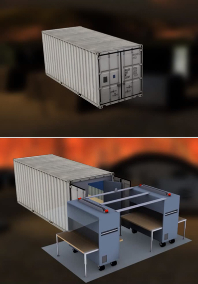The US Army's Mobile Digital Fabrication Lab | 3D Printing and Fabbing | Scoop.it