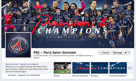 Strategie web psg : Champion de France aussi | Fuel for digital strategic marketers | Scoop.it