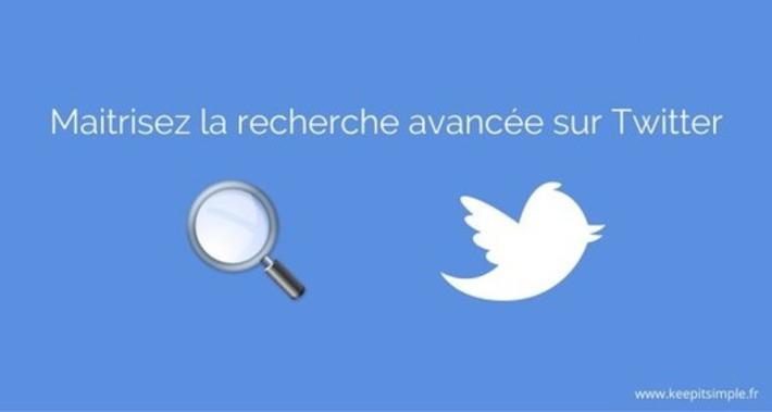 Liste des opérateurs de recherche avancée de Twitter | Médias sociaux : Conseils, Astuces et stratégies | Scoop.it