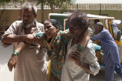 Extreme Heat, Fueled By #Climate Change, Leaves More Than 800 Dead In #Pakistan actual 2000 | Messenger for mother Earth | Scoop.it