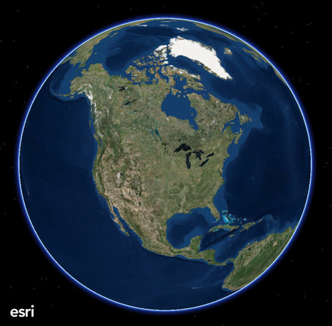 Introducing ArcGIS Earth | ArcGIS Blog | Criminology and Economic Theory | Scoop.it
