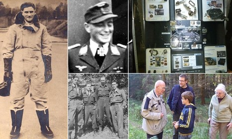 WWII hero's sisters learn truth about his fate as plane is found | British Genealogy | Scoop.it
