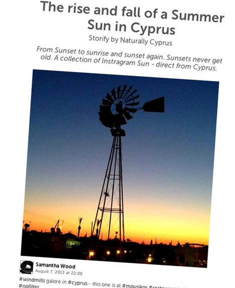 A summer sun that never gets old in Cyprus | Open Cyprus | Scoop.it