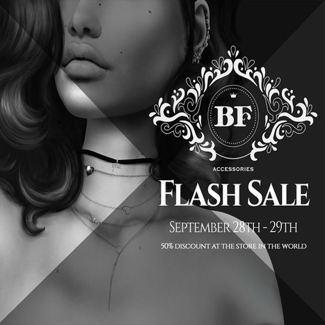 .BF. Flash Sale | 亗 Second Life Freebies Addiction & More 亗 | Scoop.it