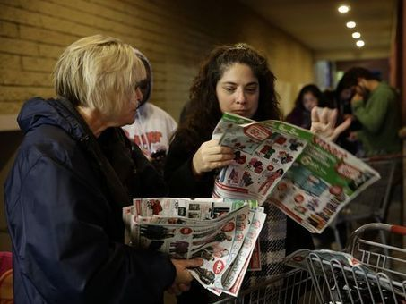 Super Hot Stuf: Millions add shopping, sales to Thanksgiving traditions | Make money | Scoop.it