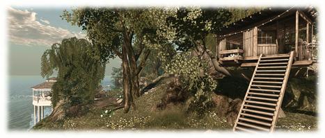 Visiting {Ville Par La Mer}, Royaume de Versailles  in Second Life | Second Life Destinations | Scoop.it